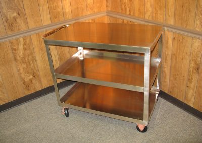 Antimicrobial Cart