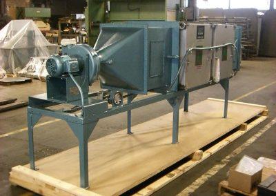 Air Handling Filtration System