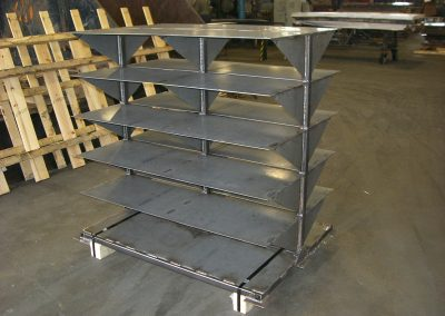 Shelving Unit for Heavy Parts Bins