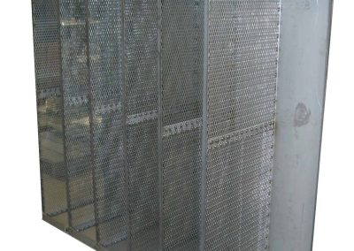 Equipment Guards w/Steel Mesh